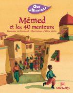Lecture adaptée: Mémed et les quarante menteurs.