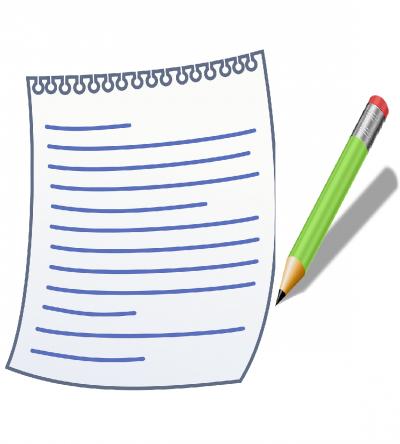 S'entraîner à l'écrit en français (dictée) bis